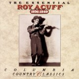 Unloved And Unclaimed – Roy Acuff – текст